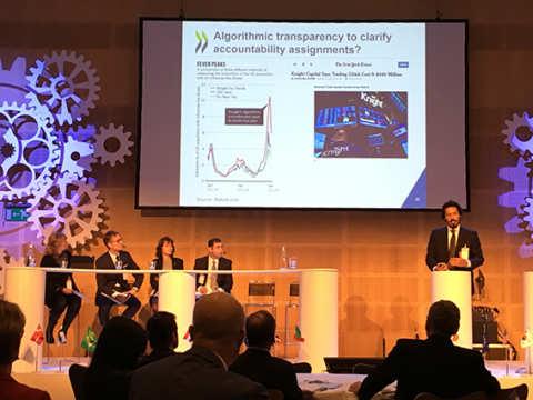 OECD-konferens om Smart Industri