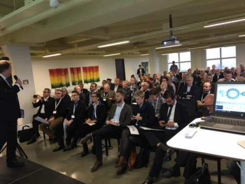 Heltäckande automationskonferens