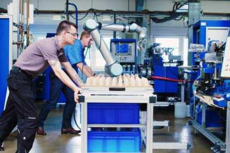 Kan kollaborativa robotar vara något för ert företag?