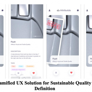 AttributDo: A Digital Gamified UX Solution for Sustainable Quality Attributes Definition in Automotive Industry