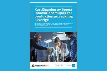 Kartläggning av öppna innovationsmiljöer