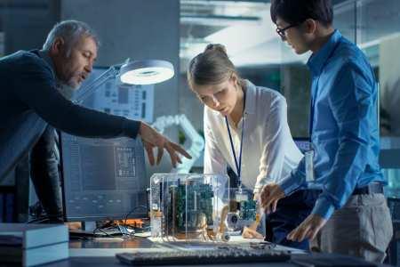 Digital Teknikworkshop – Projekt ATIT: Tjänstefiering