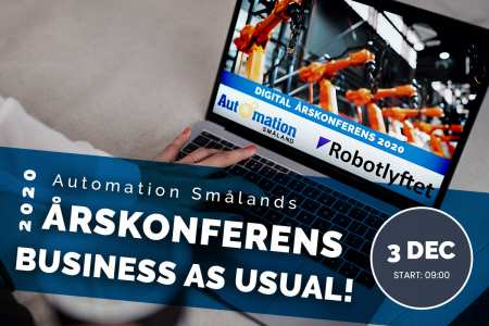 The Industry of the Future 2020 – Automation Småland Digital