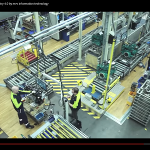 Automated quality inspection in assembly lines through low-cost vision system (VISION)