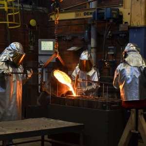 Ny matarteknologi för ökad hållbarhet vid järn- och stålgjutning