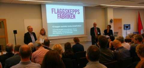 Flaggskeppsfabriken – styrkor i svensk produktion!