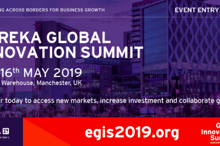 EUREKA Global Innovation Summit i Manchester