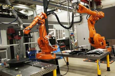 Produktionsklustret för Digitaliserad Produktion: Workshop om behov av FoU
