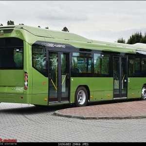 Provtillverkning av bakstam till City buss med 3D Litecomp teknologi