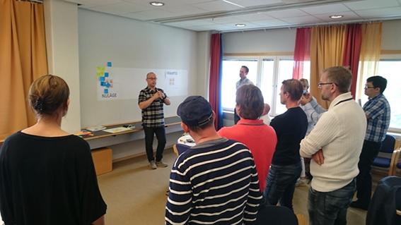 Teknikworkshop i Värmland den 25 augusti