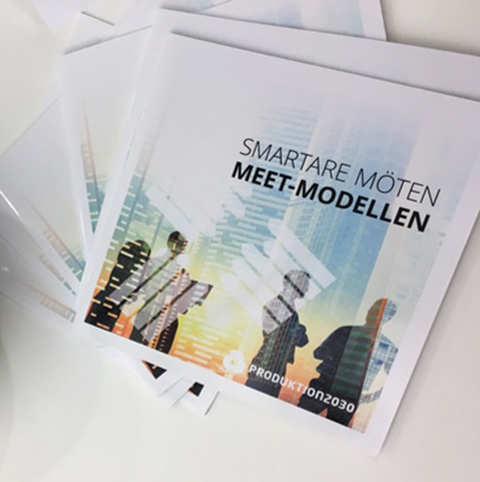 MEET-UP – vidareutveckling av Produktion2030-projekt