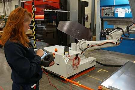 LoHiSwedProd: För en flexibel tillverkning med automation