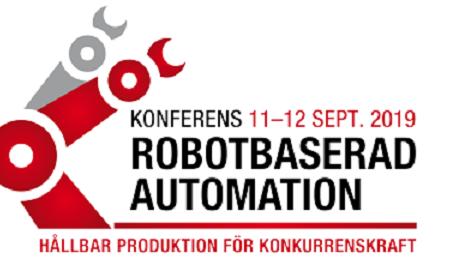 Välkommen till Robotkonferensen 2019