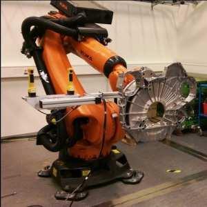 En säkerhetsmodell för samverkande robotar (SCOR)
