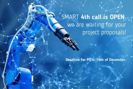 SMART LAUNCHES THE 4TH CALL FOR PROJECTS!