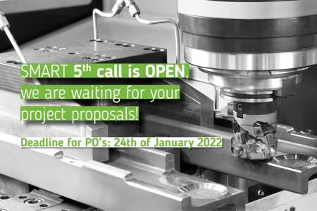 SMART 5TH CALL FOR PROJECTS IS OPEN!