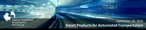Smarta produkter för automatiserad transport