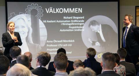 Automation Småland – för en region i samverkan