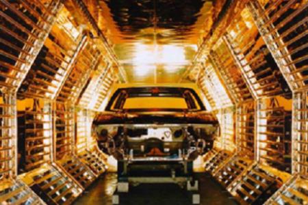 Den Virtuella Målerifabriken – Simulering av Ugnshärdning